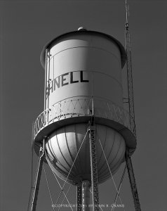 Nearly a ghost town, Bushnell, Nebraska sits quietly on the extreme wester edge of Nebraska's panhandle. Though it may appear devoid of life at first glance - it is not.
