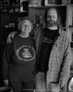 Antique Dealers, Bushnell, Nebraska
