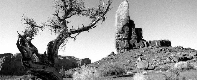 The Thumb, Monument Valley, Utah