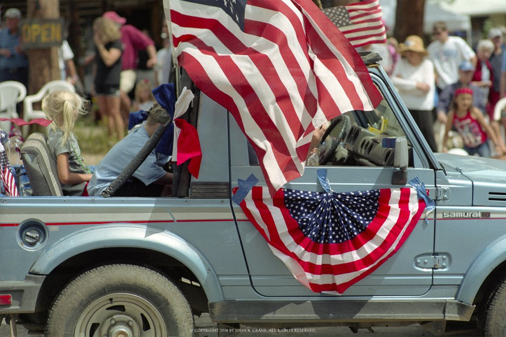 Fourth of July Parade, Allenspark, Colorado (2014)