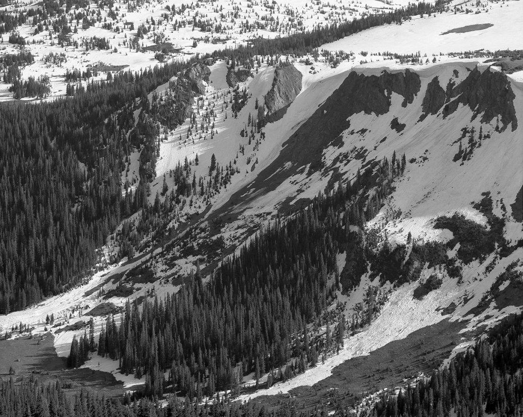 Forest Canyon, Rocky Mountain National Park, Colorado