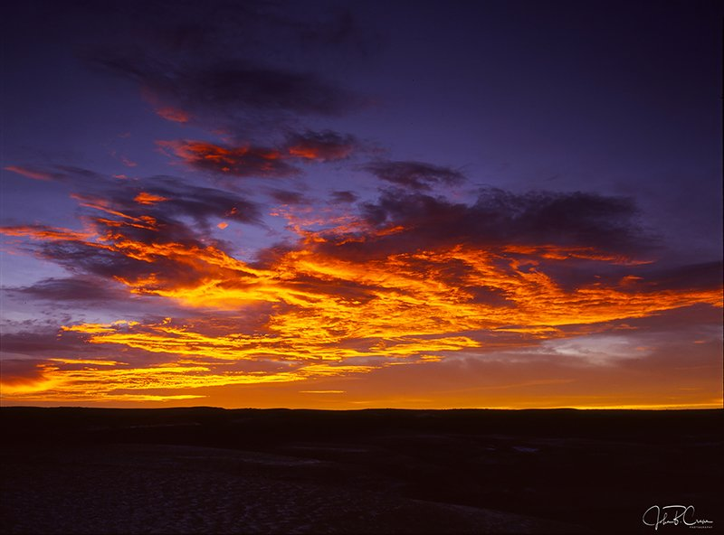 Sunrise, Bisti/De-Na-Zin Wilderness, New Mexico