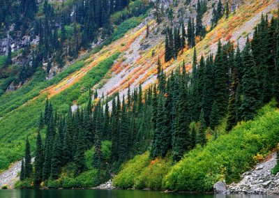Rainy Lake, North Cascades National Park, Washington (2017)
