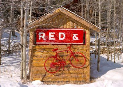frame 01  - RED &, Allenspark, Colorado