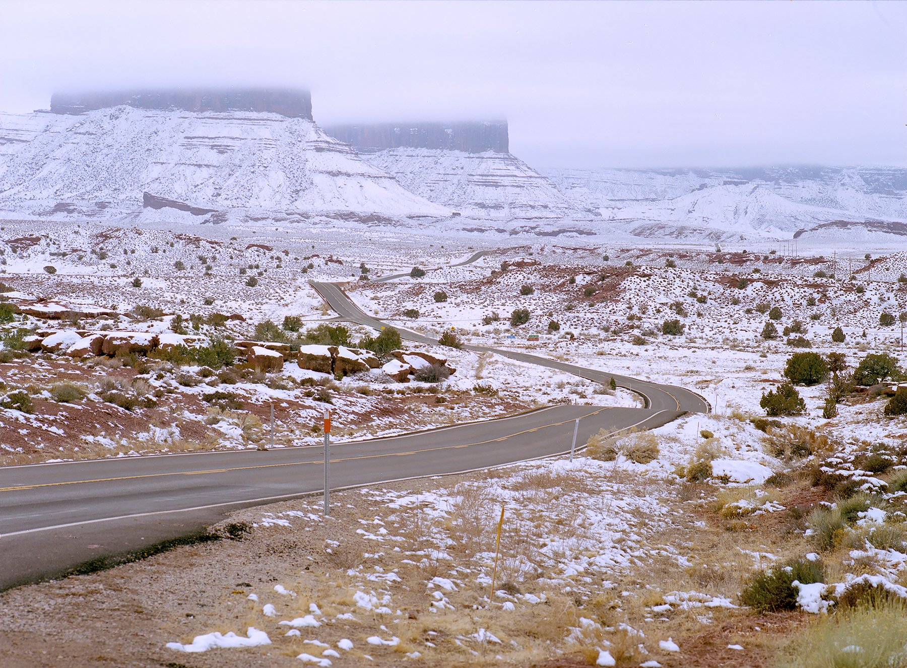 frame 11-Highway 128 along the Colorado River, Canyonlands, Utah