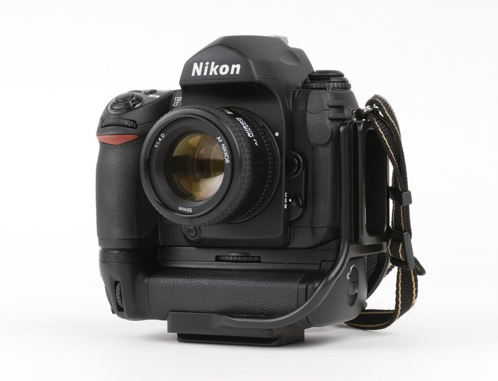 Nikon F6 35mm film camera with Nikkor 50mm ƒ1.4D normal lens. Sometimes simple is the best approach, further proof you don't need to spend a fortune on exotic lenses to enjoy photography.