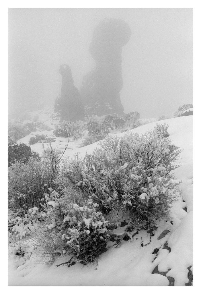 Garden of Eden, Arches National Park, Utah